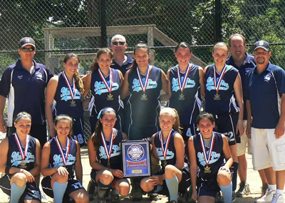 Triple Crown Summer Breeze Champions 2012 16U